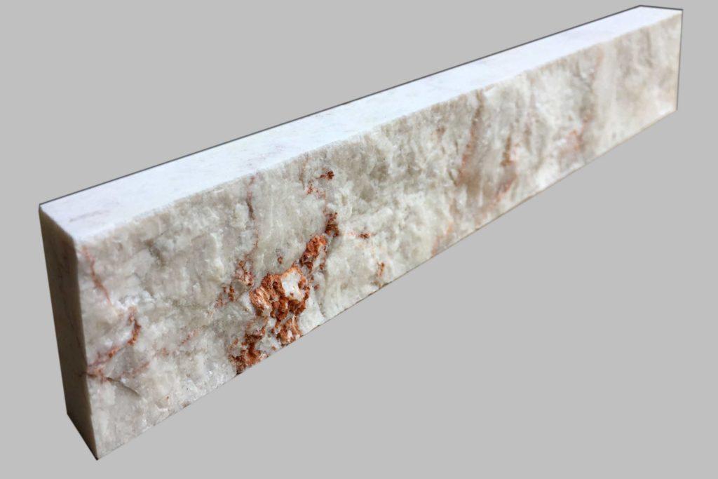 Wandverblender Kalkstein