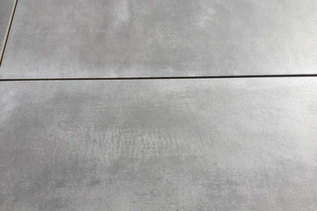 Terrassenplatten Feinsteinzeug Keramik anthrazit grau Betonoptik