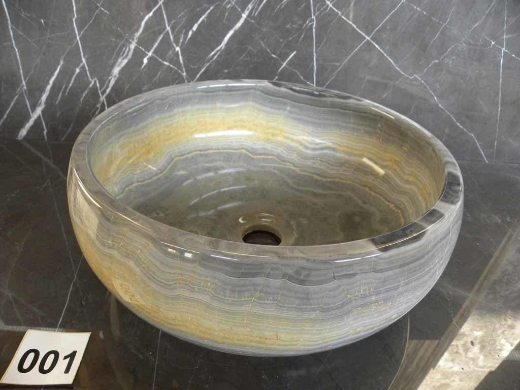 Waschbecken Onyx